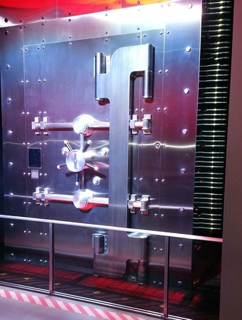 World of Coca-Cola: Secret formula vault