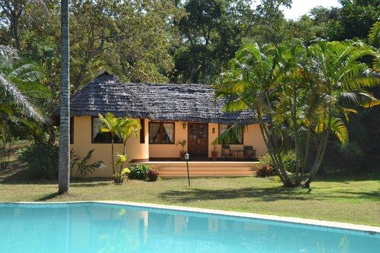 Arusha Safari Lodge: The most wonderful villa
