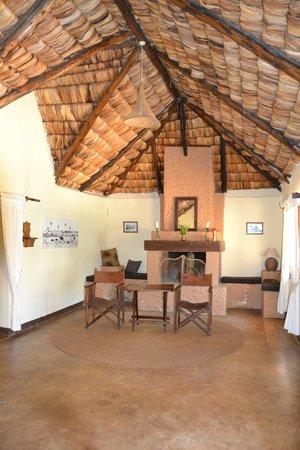Arusha Safari Lodge: Beautiful villa