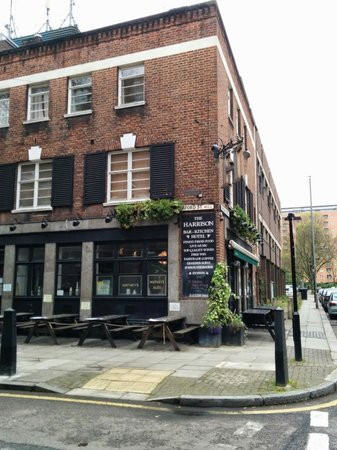 The Harrison Gastro Pub and Hotel: Harrison Kings Cross