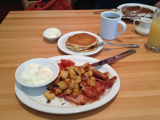 Original Pancake House : Irish Breakfast