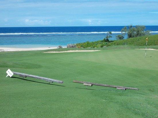 Natadola Bay Championship Golf Course : Golf Course