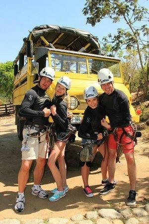 Outdoor Adventure by Vallarta Adventures: Before the adventure