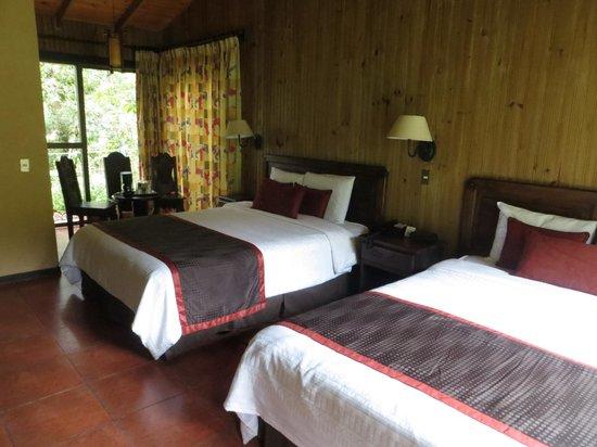 Savegre Hotel, Natural Reserve & Spa: Double junior suite