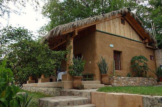 Jalpan de Serra, Mexico: Vista general de las cabañas