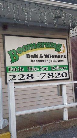 Boomerang Deli