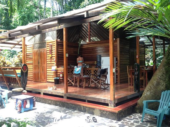 Congo Bongo Ecolodges Costa Rica: Root House