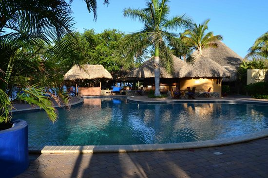 Kura Hulanda Lodge Beach Club All Inclusive Piscina