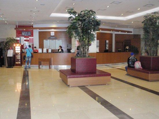 Ibis Suwon Ambassador: Ibis hotel