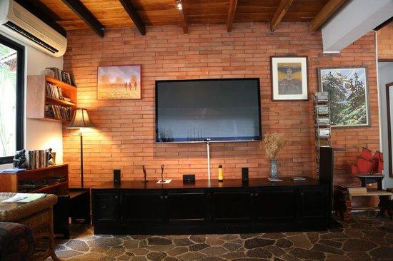 Casa Guardia Panama : Sala de TV y Entretenimiento