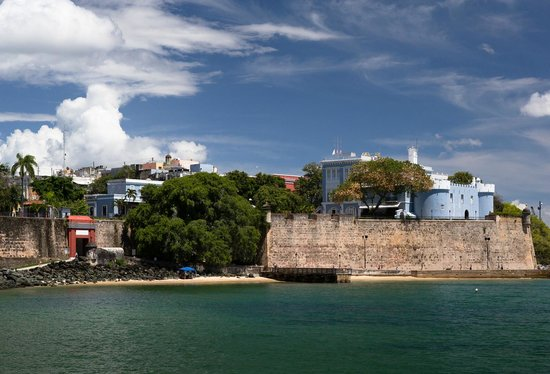 Legends of Puerto Rico: La Fortaleza (The Fortress) is the current official residence of the Governor of Puerto Rico.