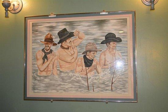 Bisbee Grand Hotel: Old Western Suite