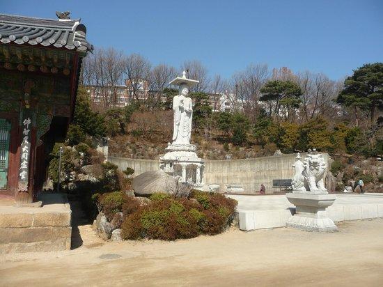 Park Hyatt Seoul : Templo