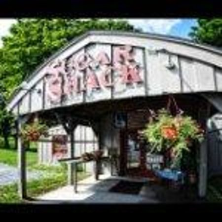 Sugar Shack : Front of store