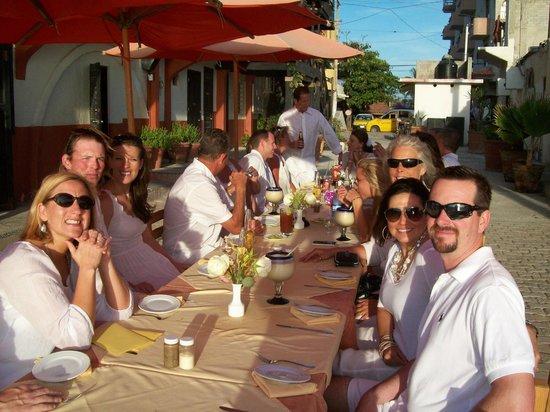 Marlena's Restaurant & Bar : Celebration dinner