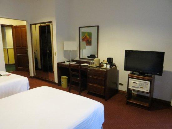 Hotel Bougainvillea: Double standard garden view room