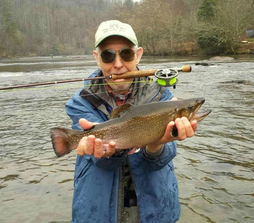 Massive little tennessee river smallmouth bass picture for Tennessee trout fishing