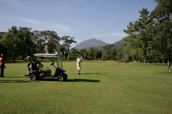Handara Golf & Resort Bali : Golf and fresh air