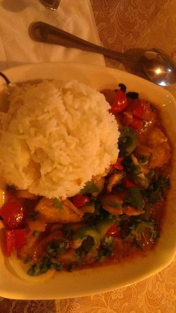 Indochine: Curry