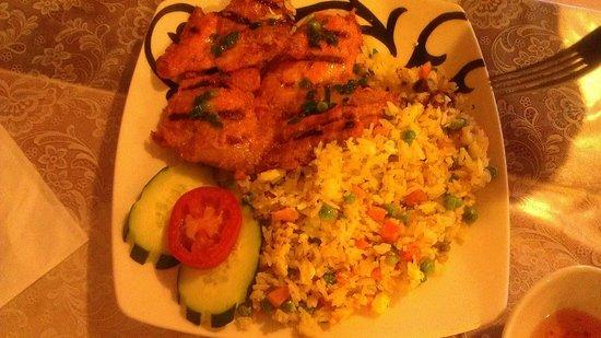 Indochine: Lemongrass chicken