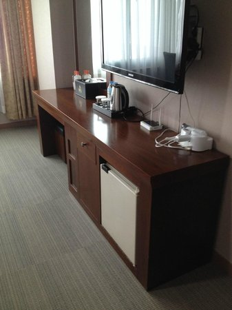 New Hilltop Tourist Hotel: Стандартный номер