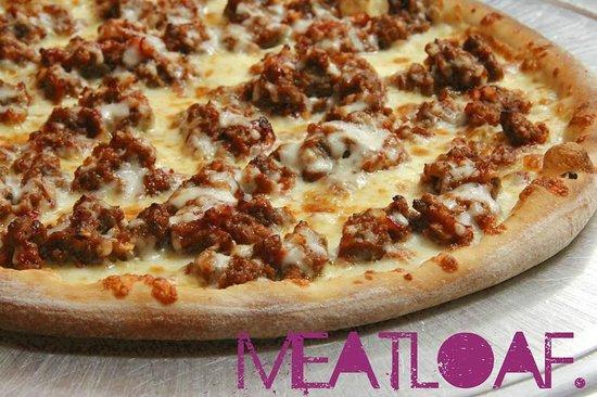 """Pizza Jerks: """"Meatloaf"""" Pizza!"""