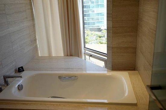 Paradise Hotel Busan: 욕실