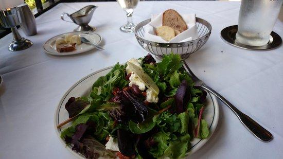 Truluck's Restaurant : sonoma greens salad