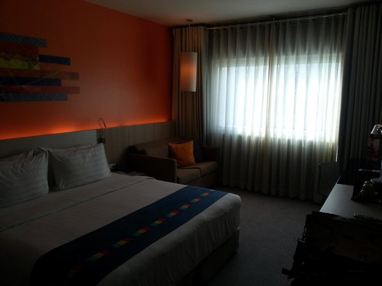 Park Inn by Radisson Davao : King bed