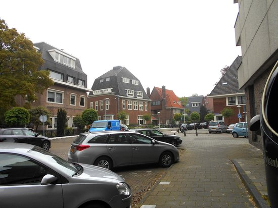 Looking right Picture of Bilderberg Garden Hotel Amsterdam