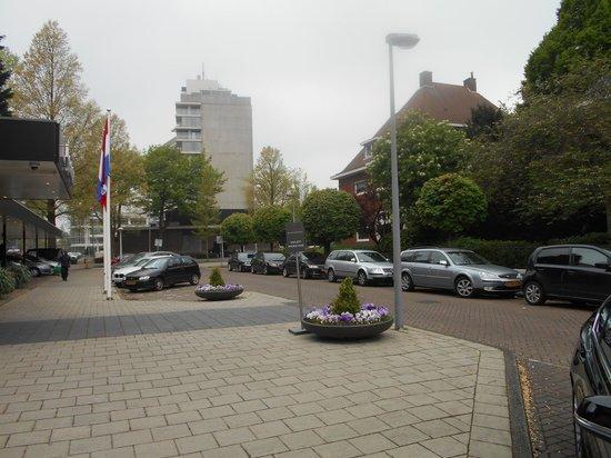 Front of Hotel Picture of Bilderberg Garden Hotel Amsterdam