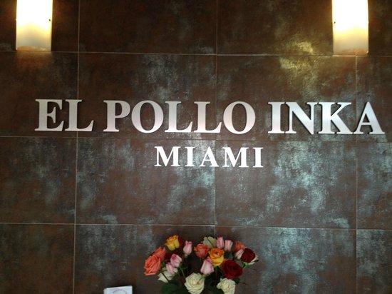 El Pollo Inka Miami: Reception