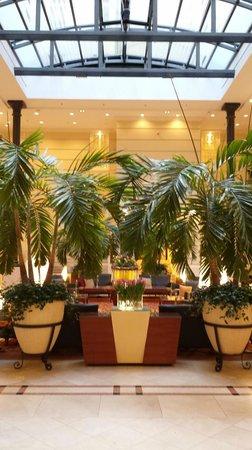 Polonia Palace Hotel: Lobby