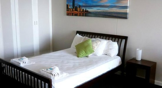 Beachcomber Resort Surfers Paradise: Studio Ocean Rooms