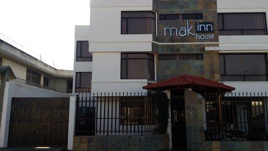 Hotel Mak Inn House : Portal