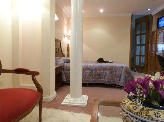 Hotel Centenario: Suite