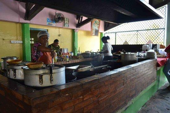 Plaza Bieu : cucina2