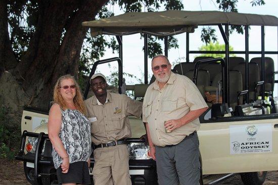 Wild Horizons Gorge Swing, Highwire & Adventure Slides: Chobe National Park day safari