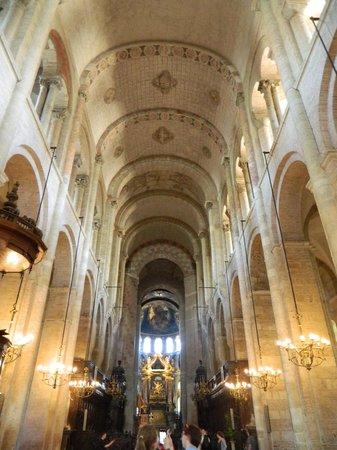 Basilique Saint-Sernin : Ceiling