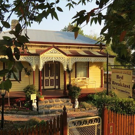Drysdale House Bed and Breakfast