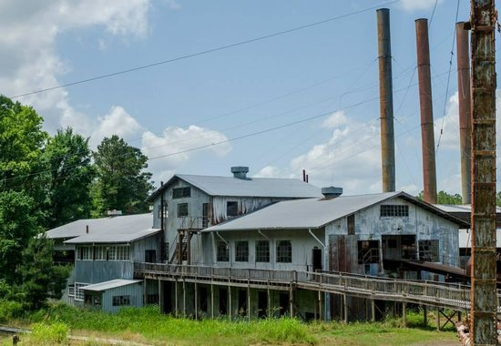 Southern Forest Heritage Museum