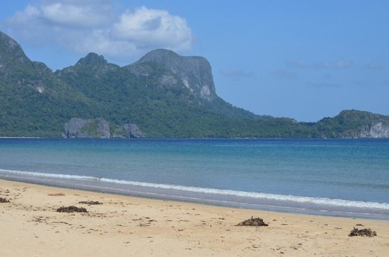 El Nido Airport Beach