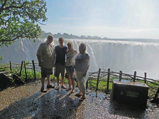 Wild Horizons Gorge Swing, Highwire & Adventure Slides: Victoria Falls