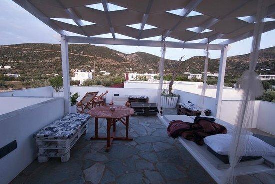Edem Hotel: Balcony view