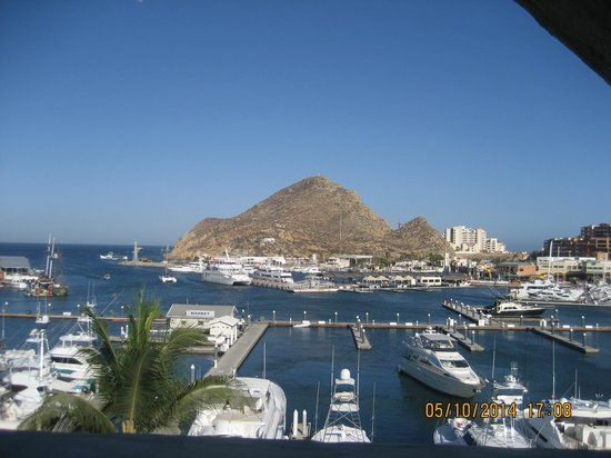 Tesoro Los Cabos: View from our room