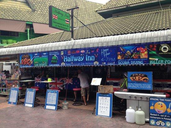 Halfway Inn (Restaurant): Exterior