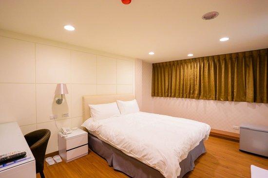 Jade Hotel: 經典房Classic Double
