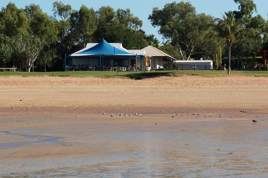 Broome Town Beach: The best Breakfast in Broome.