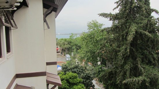 Hotel Aspen : vue