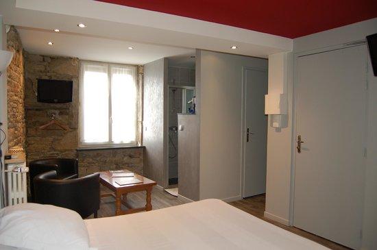 Hotel de la Tour : Chambre 15
